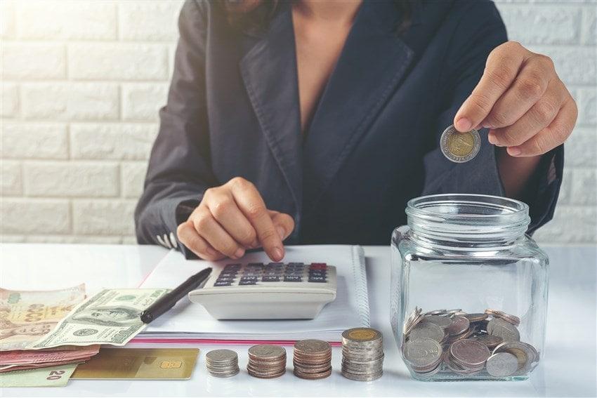 ポイント投資での節税
