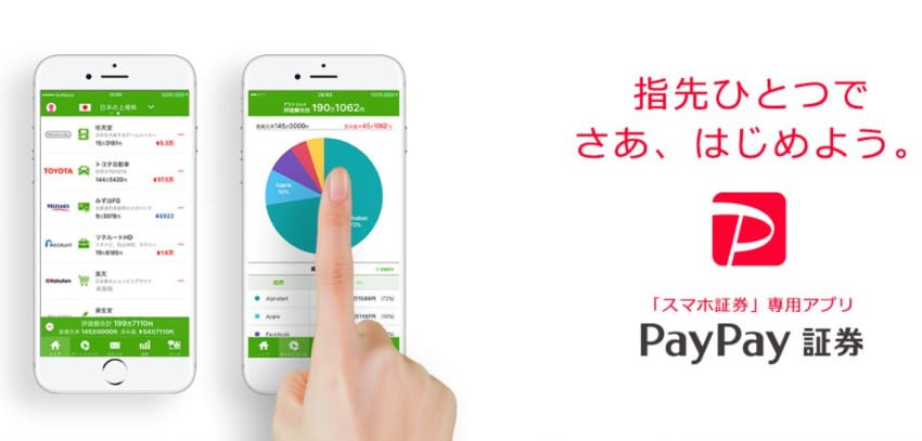 PayPay証券 CFD
